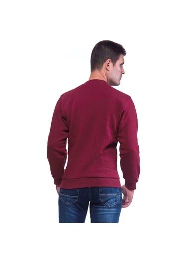 Slazenger Sweatshirt Bordo